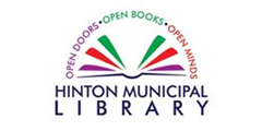 hinton library logo